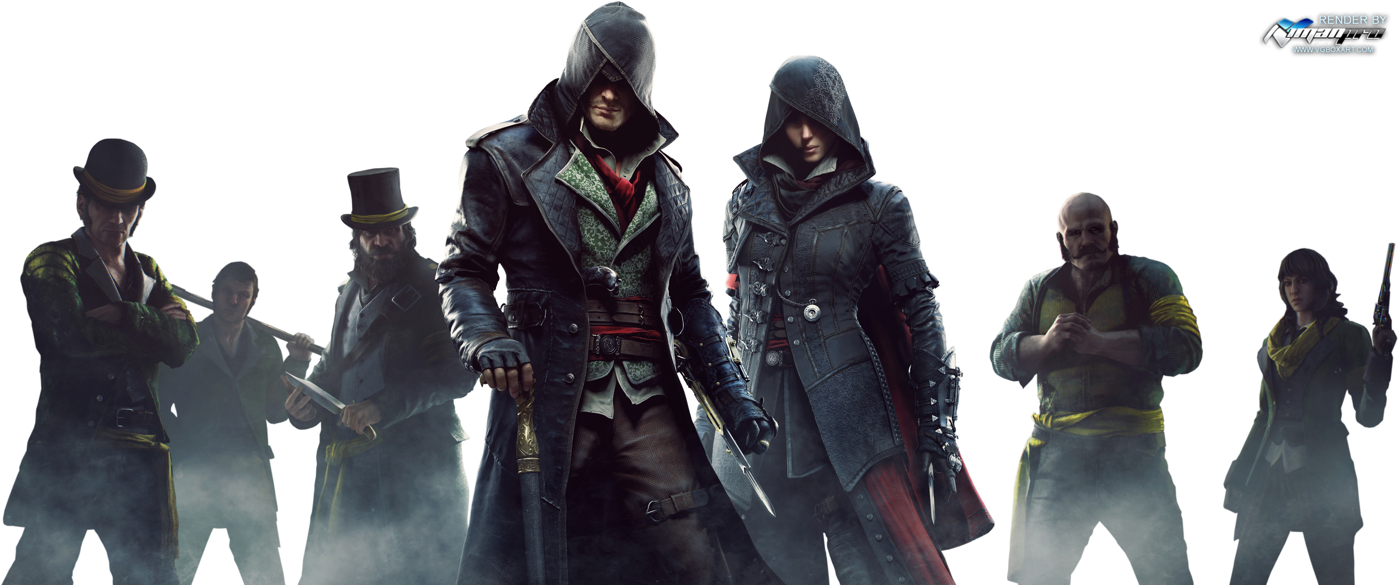 Assassinu0027s Creed Syndicate Render by irancover Assassinu0027s Creed Syndicate  Render by irancover - Assassin Creed Syndicate PNG