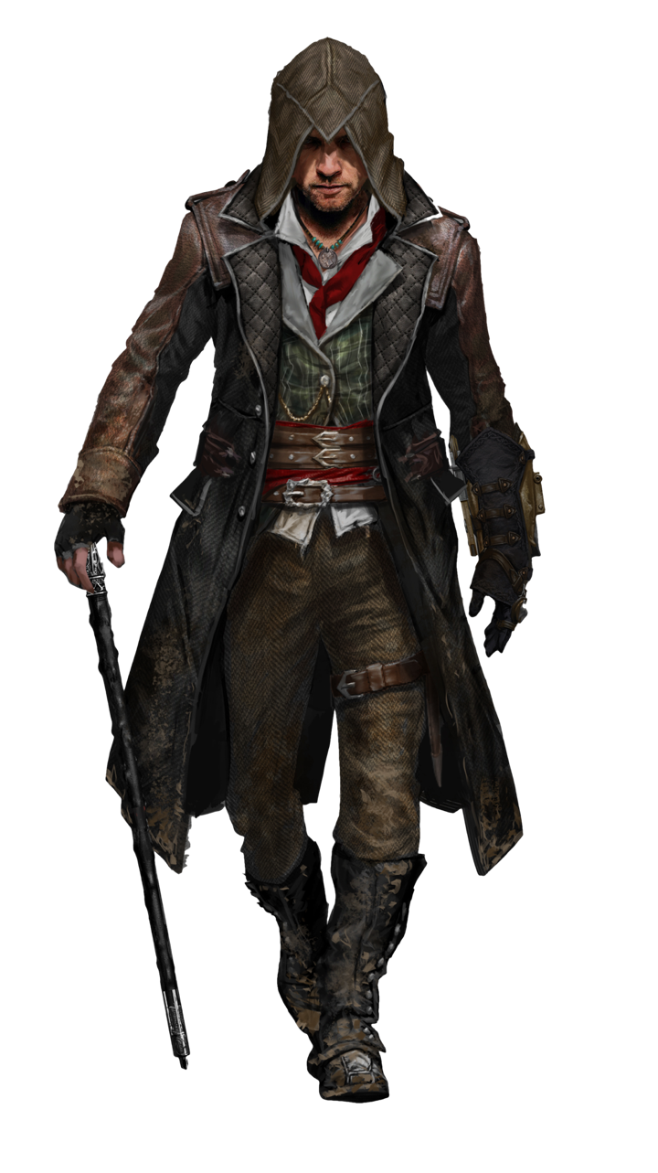 Assassins Creed Syndicate - Jacob concept art, now to somehow match this  style - Assassin Creed Syndicate PNG