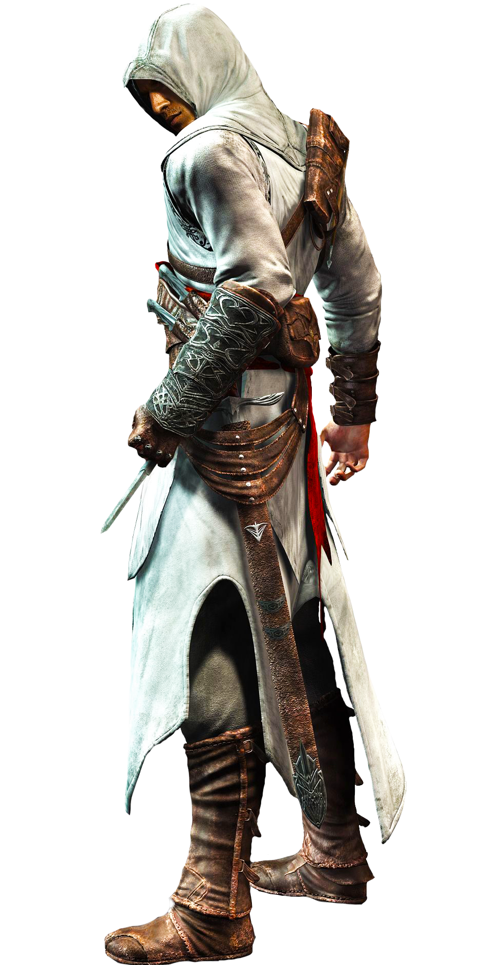 Altair Assassins Creed PNG Transparent Image - Assassins Creed HD PNG