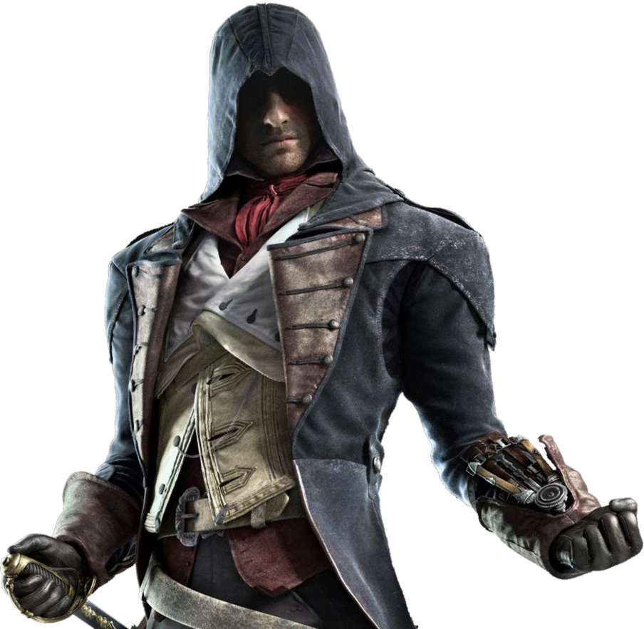 Assassins Creed Unity Transparent Background - Assassins Creed HD PNG