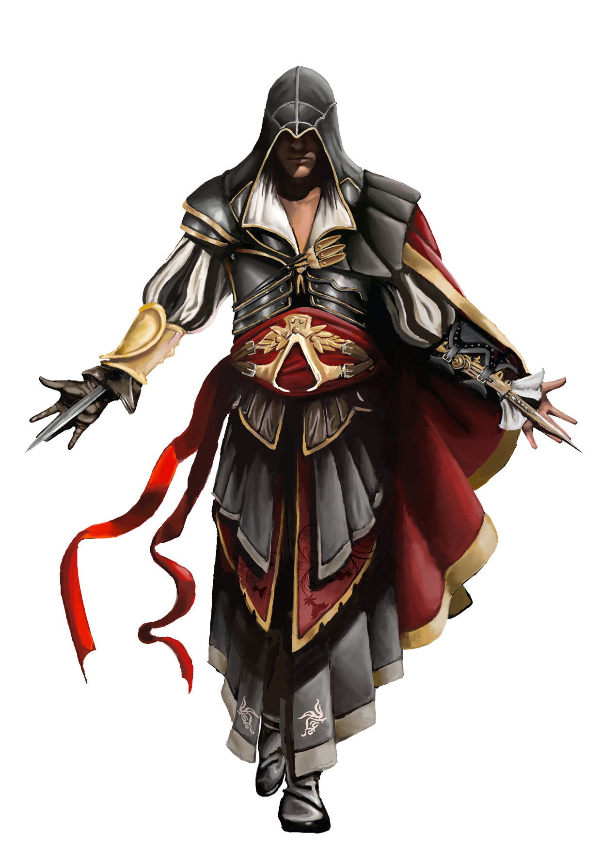 Ezio Auditore PNG Photos - Assassins Creed HD PNG