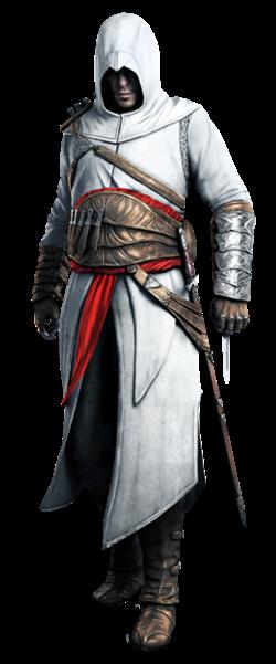 1-Altaïr Ibn-Lau0027Ahad - Assassins Creed PNG