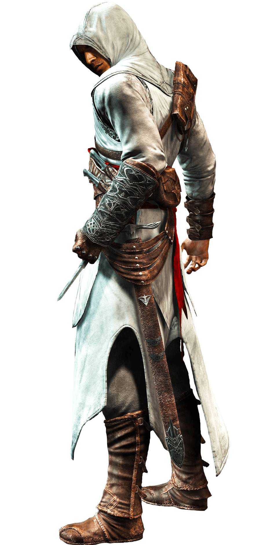 Assassins Creed Sideview