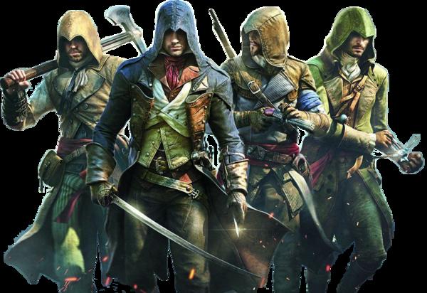 Assassins Creed Unity PNG HD - Assassins Creed PNG