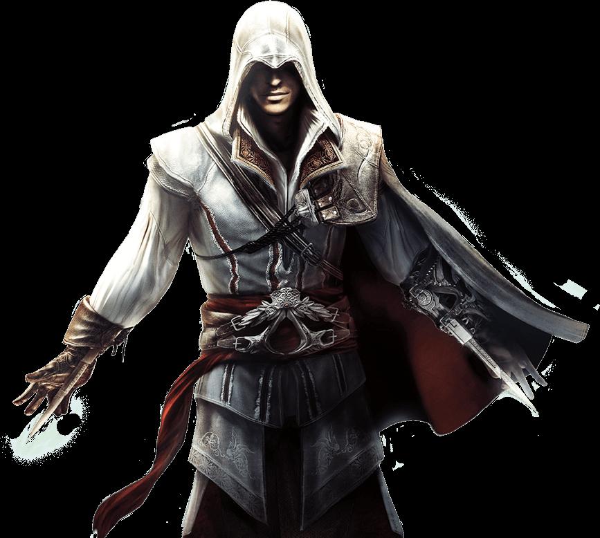Ezio - Assassins Creed PNG