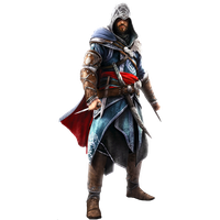 Ezio Auditore Image PNG Image - Assassins Creed PNG