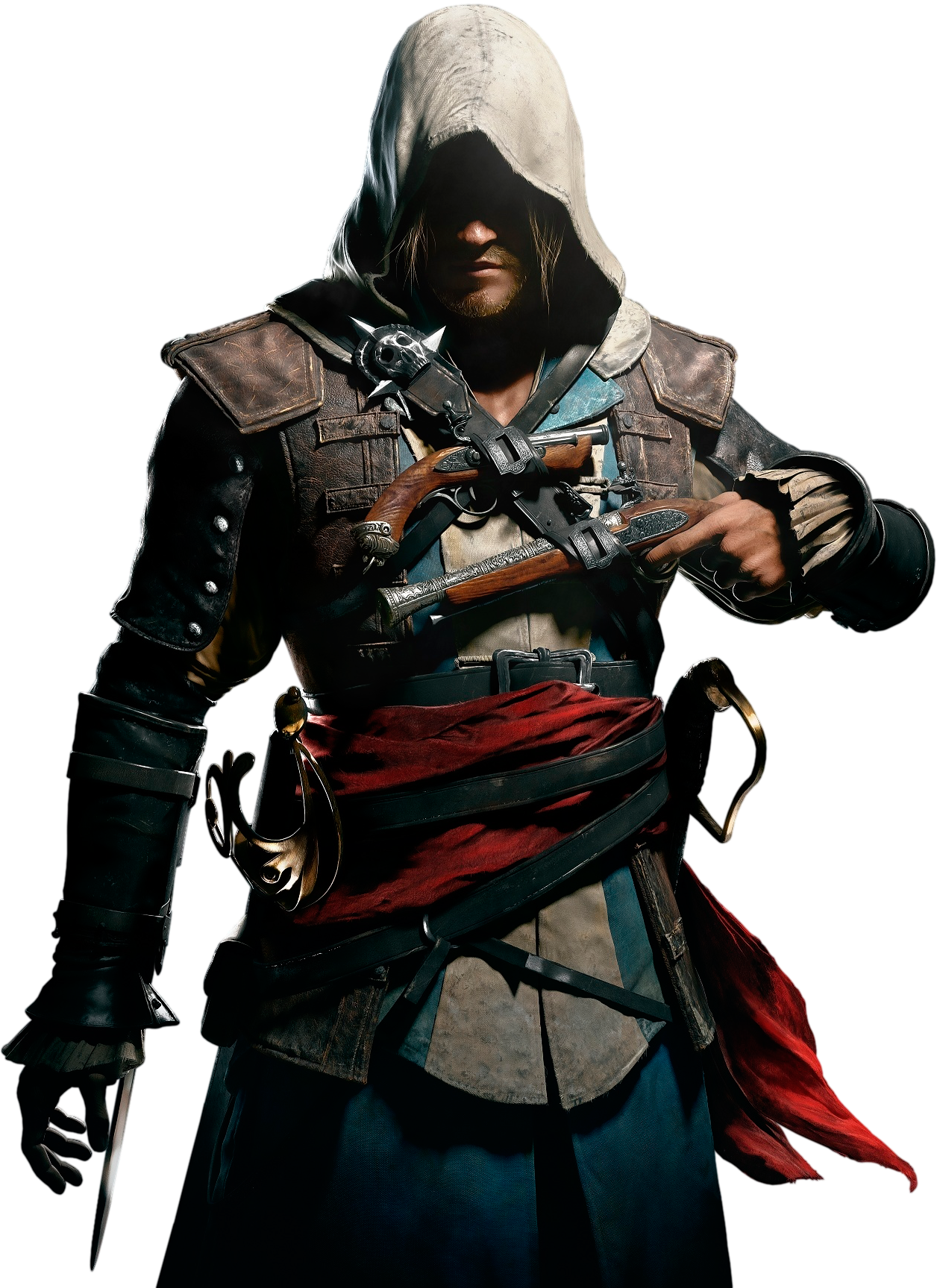Theodore Ravensdale - Assassins Creed PNG