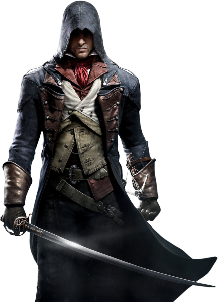 Assassins Creed Unity PNG-PlusPNG.com-434 - Assassins Creed Unity PNG