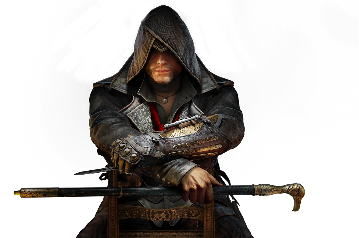 Assassin Creed Syndicate PNG File - Assassins Creed Unity PNG