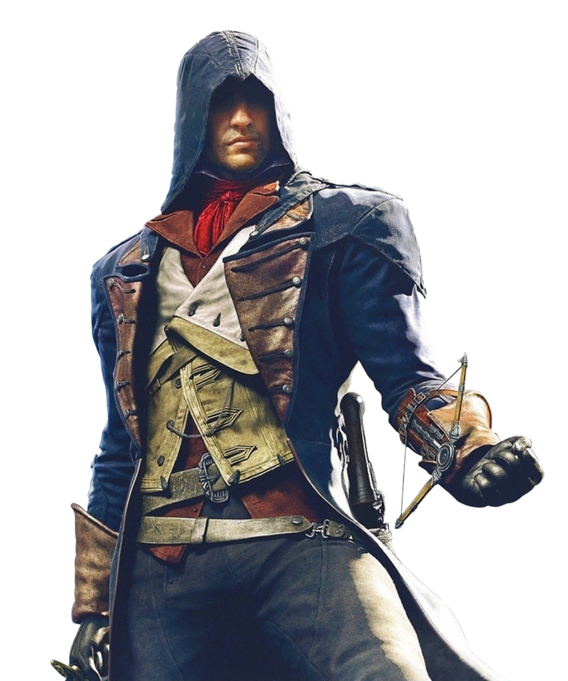 Assassins Creed Unity PNG Fre