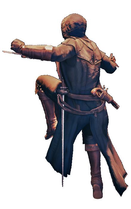 Kaos içindeki bir ülkenin yeni kaderini çizin - Assassins Creed Unity PNG