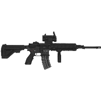 Assault Rifle Png PNG Image - Assault Rifle HD PNG