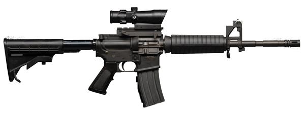 Assault Rifle PNG - 17695