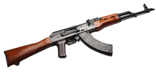 Assault Rifle PNG - 17704