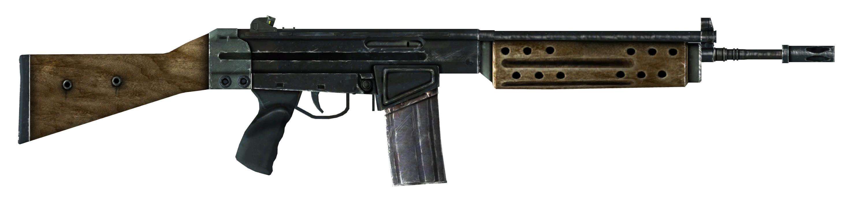 Assault Rifle PNG - 17707