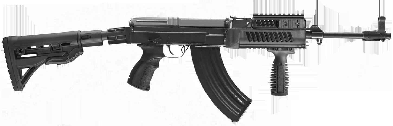 Assault Rifle PNG - 17686