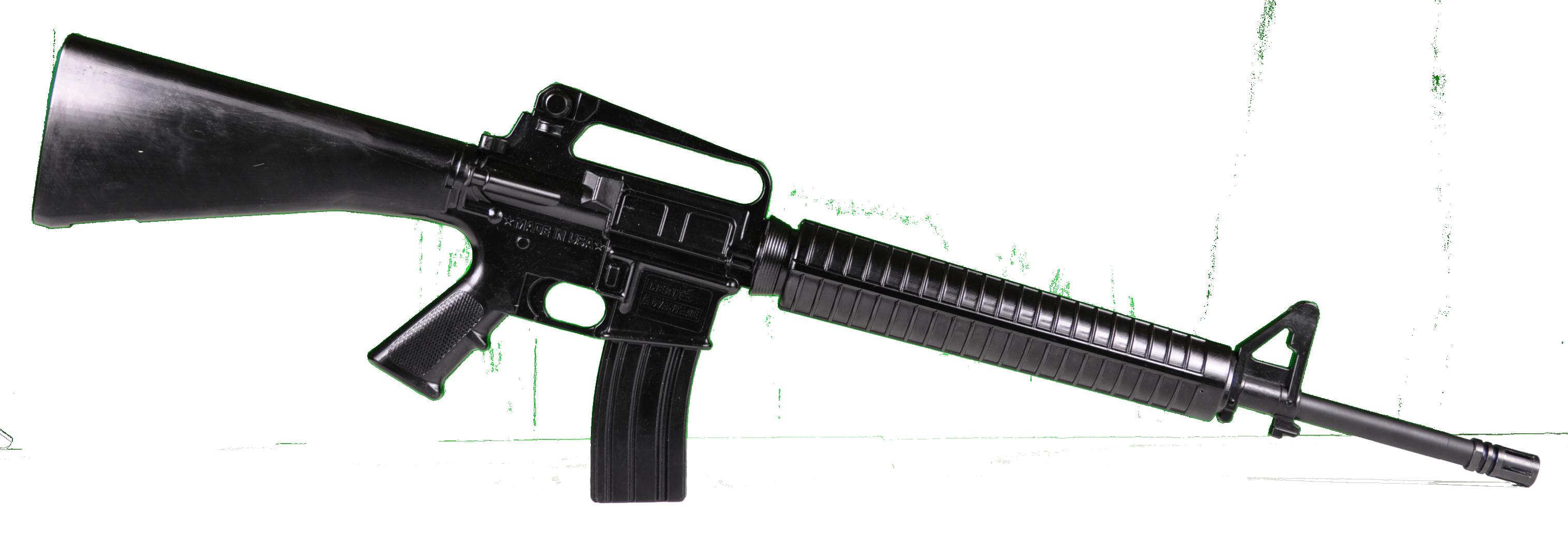 Assault Rifle PNG - 17697