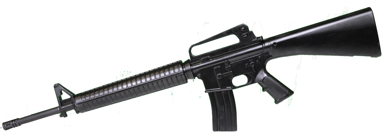 Assault Rifle PNG - 17688