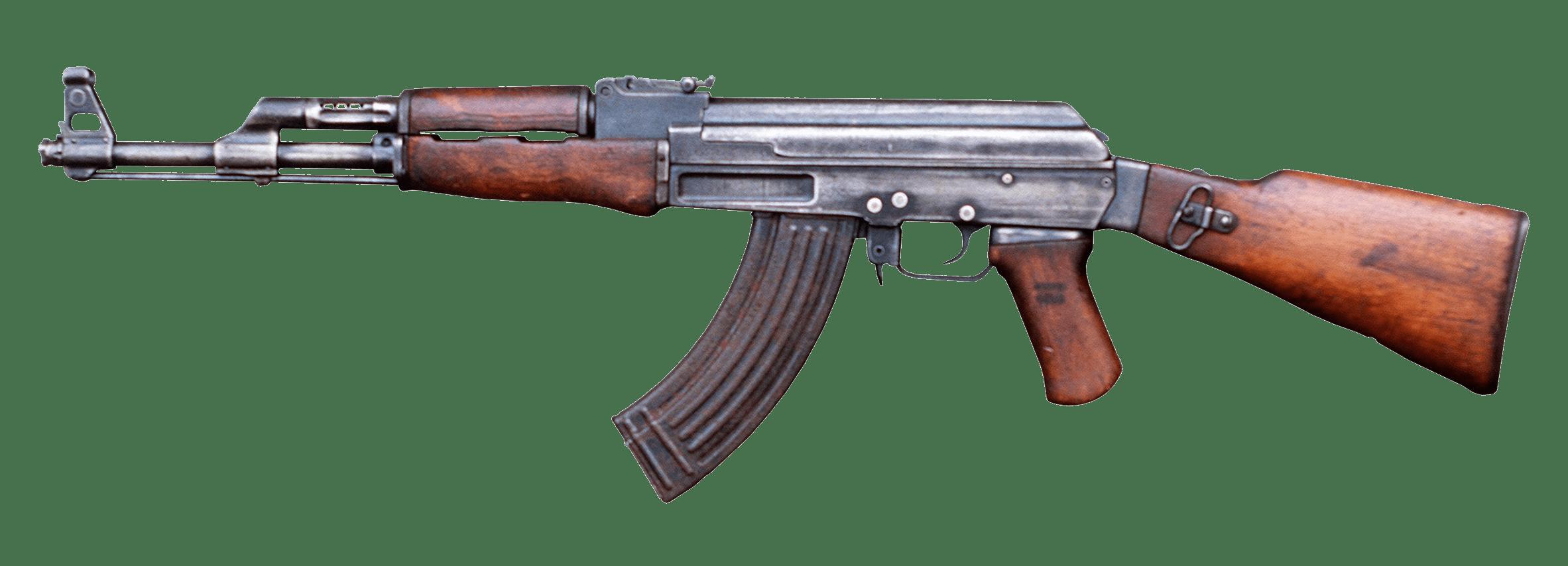 Assault Rifle PNG - 17705