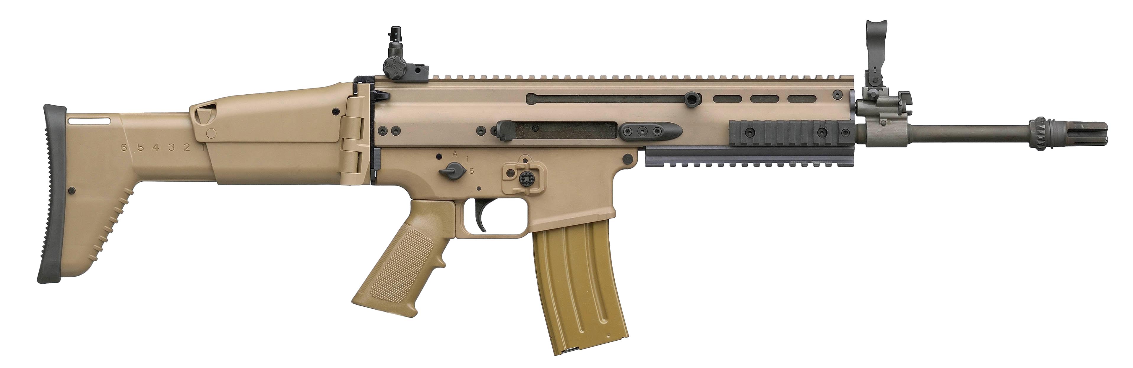 Assault Rifle PNG - 17685