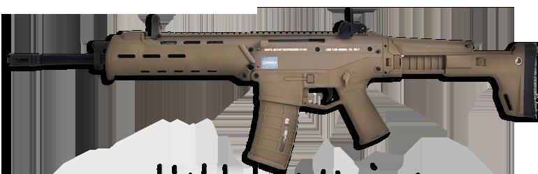 Assault Rifle PNG - 17703