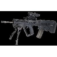 Assault Rifle PNG - 17701