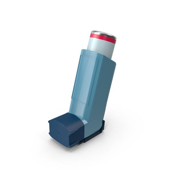 Asthma Inhaler PNG - 51274