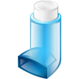 Asthma inhaler Icon - Asthma Inhaler PNG