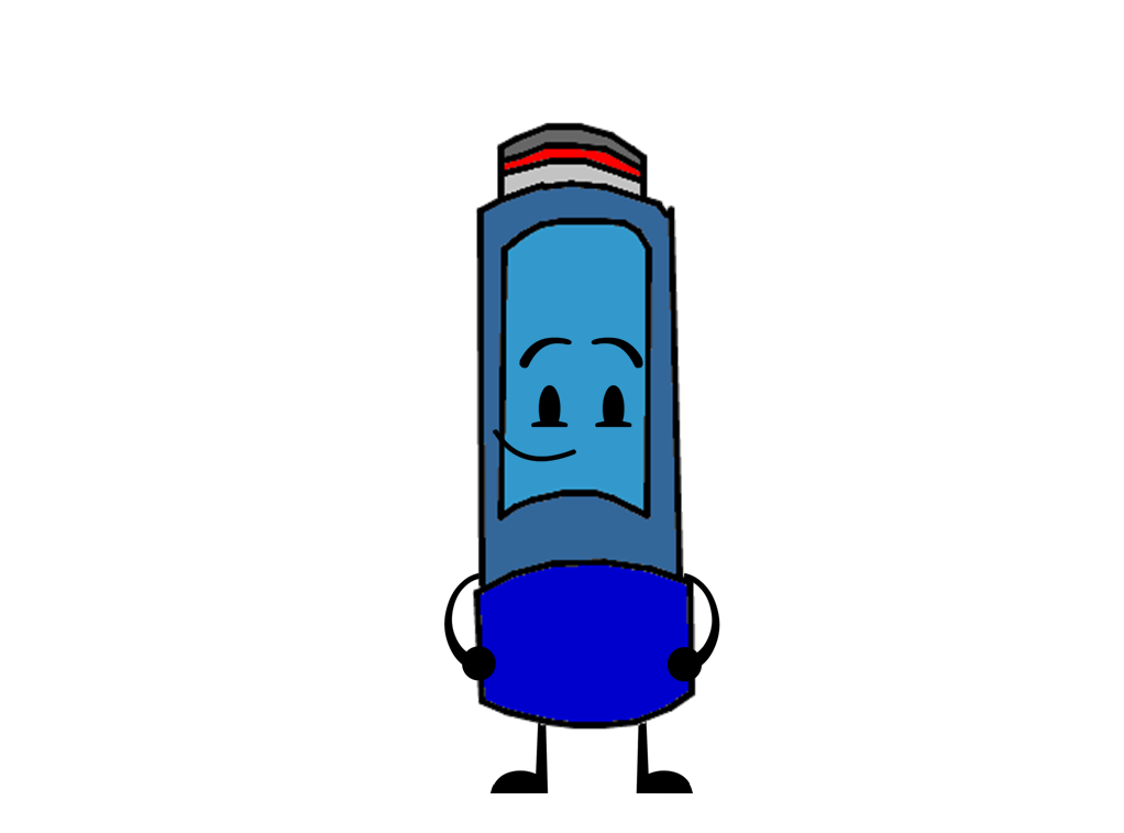 Asthma Inhaler PNG - 51285
