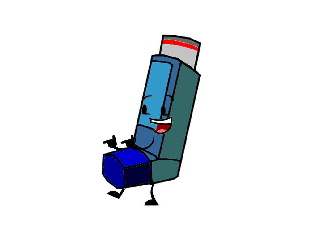 Asthma Inhaler PNG - 51281