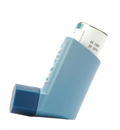 Asthma inhaler use in children slows growth, research finds . - Asthma Inhaler PNG