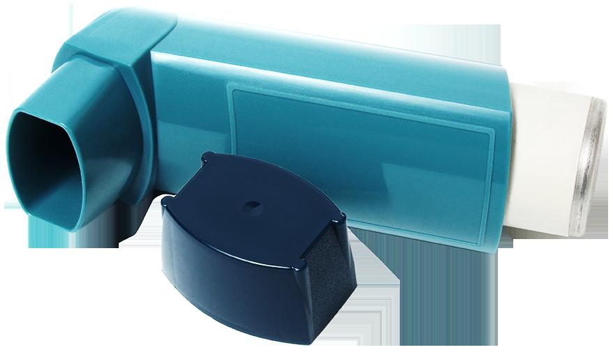 Inhaler for Asthma - Asthma Inhaler PNG