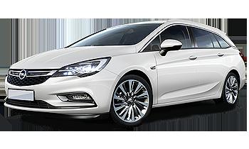 Opel Astra Caravan - Astra PNG