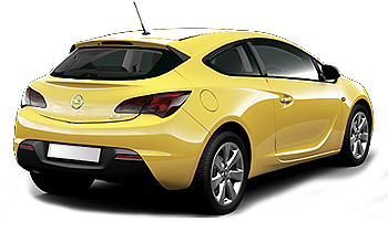 Opel Astra GTC GPS - Astra PNG