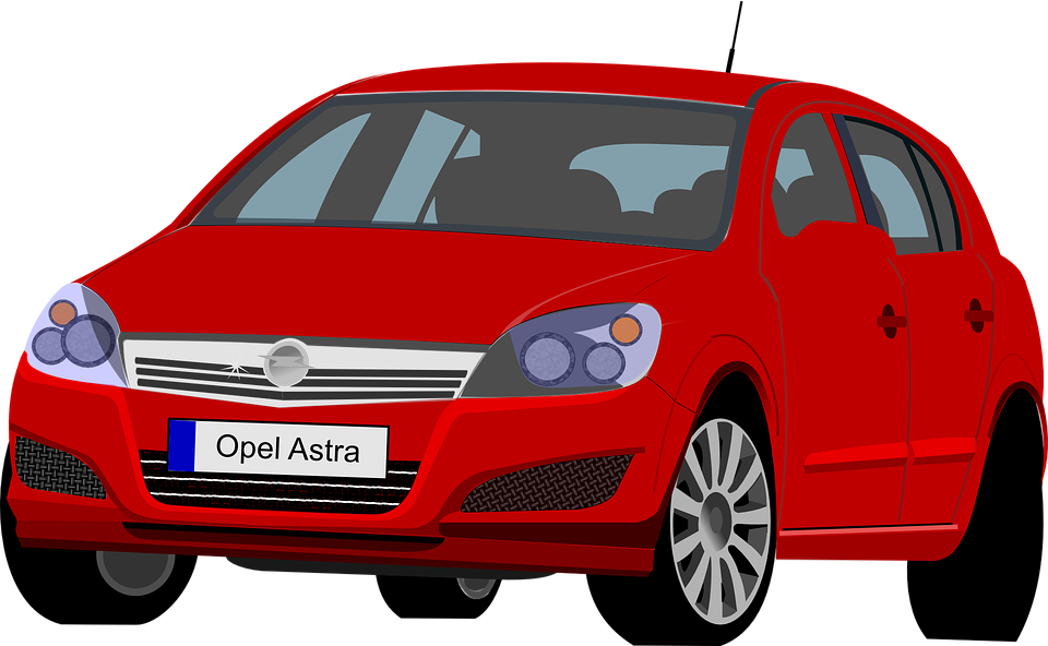 automobile car opel astra - Astra Vector PNG