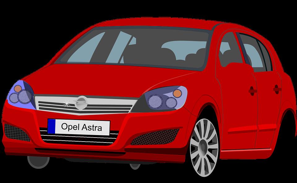 automobile car opel astra
