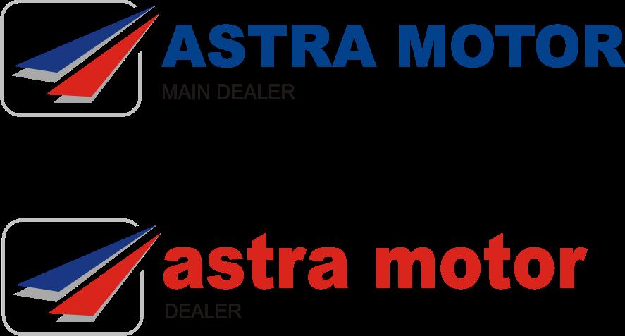 Bertepatan dengan ulang tahun ke-45, Astra Motor, Main Dealer dan Retailer  sepeda motor Honda terbesar di Indonesia, memperkenalkan logo baru  perusahaannya. - Astra Vector PNG