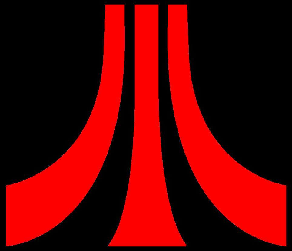 Atari Logo 05 by DHLarson PlusPng.com  - Atari Logo PNG