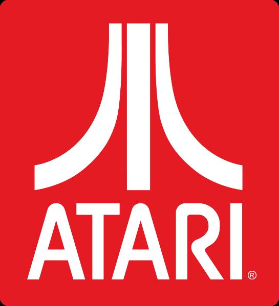 Atari logo.png - Atari Logo PNG