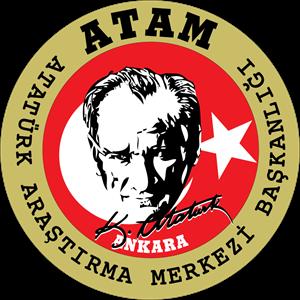 ATAM Atatürk Araştırma Merkezi Başkanlığı Logo - Ataturk 03 Vector PNG