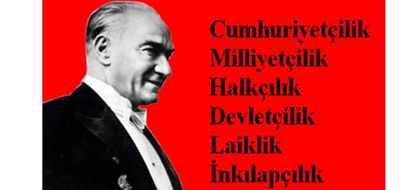 Ataturk 03 vector logo. ataturk-ilkeleri-aciklama-ders-notu.png PlusPng pluspng.com  - Ataturk - Ataturk 03 Vector PNG