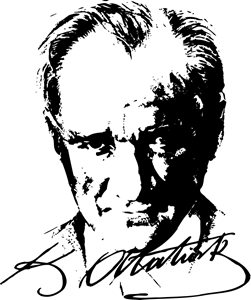 Ataturk 03 Vector PNG - 105961