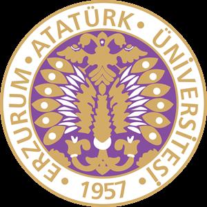 Erzurum Atatürk Üniversitesi Logo - Ataturk 03 Vector PNG