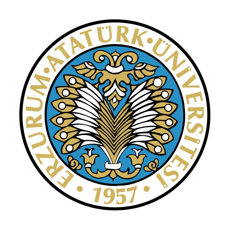 free vector Erzurum ataturk universitesi - Ataturk 03 Vector PNG