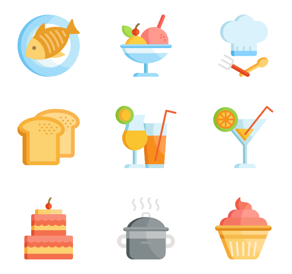 Restaurant - Ate Vector PNG