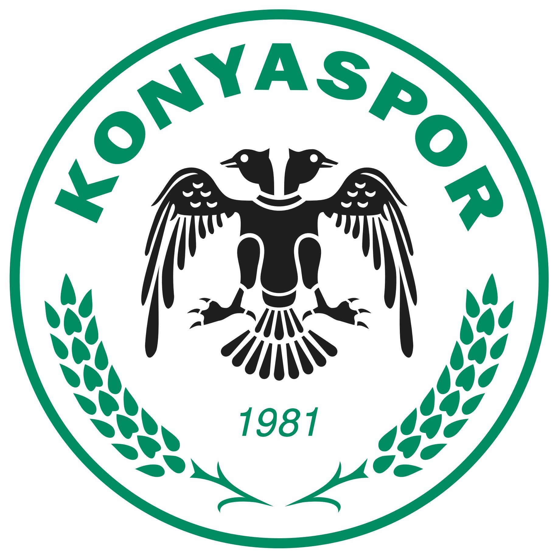 konyaspor_kulubu_logo - Atiker Logo Vector PNG