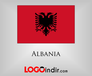 Albania Vector Flag - Atiker Vector PNG