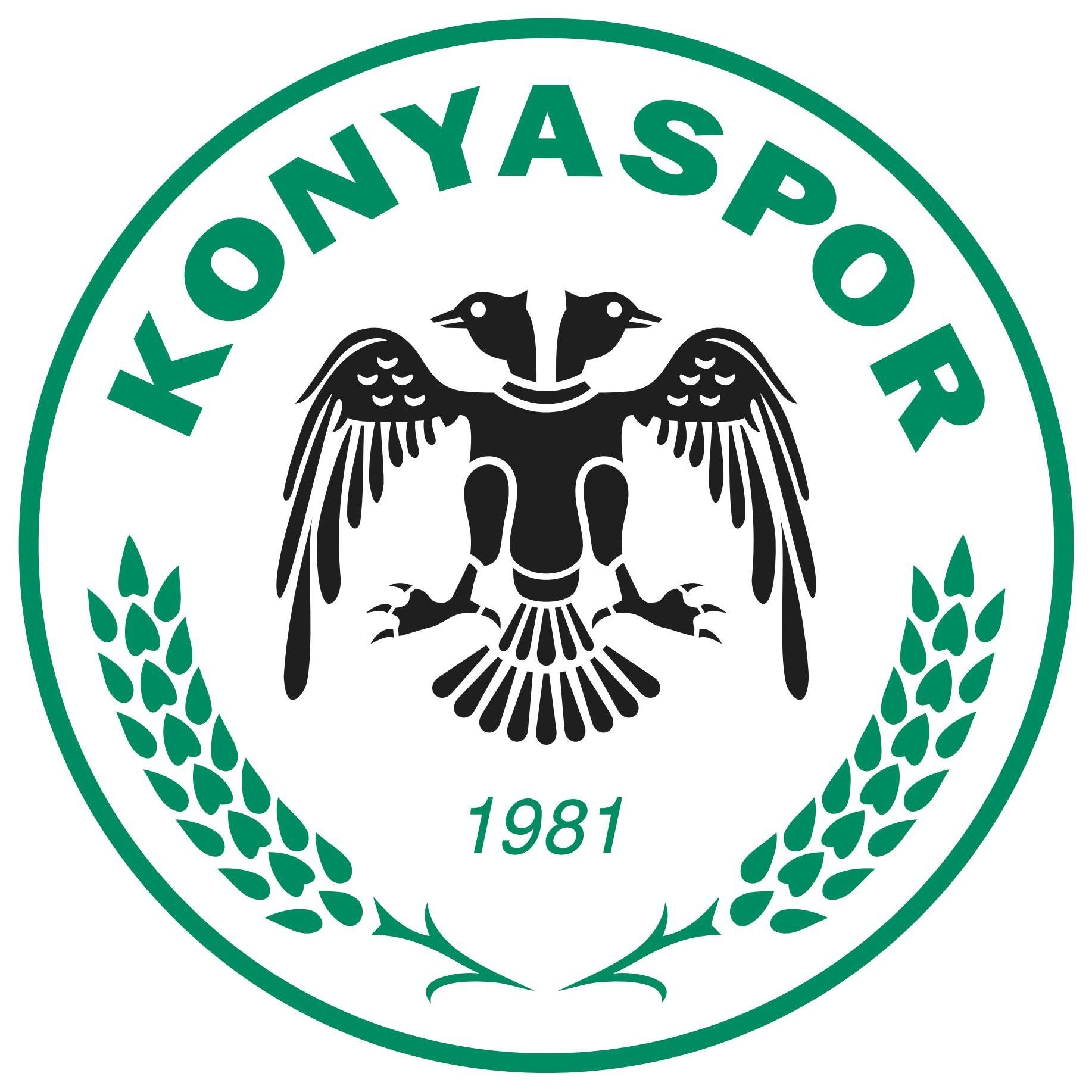 konyaspor_kulubu_logo - Atiker Vector PNG