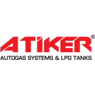 Logo of Atiker Autogas Systems - Atiker Vector PNG