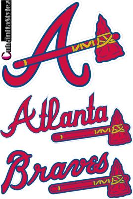 Atlanta Braves Logo PNG - 37601